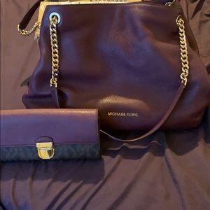 Michael Kors Bag & Matching Wallet